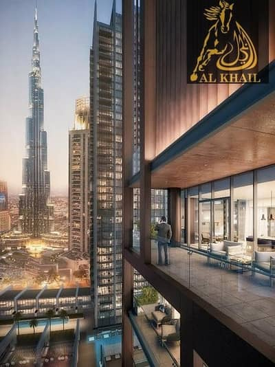 Burj Khalifa View | Classy 1BR Apartment for sale in Downtown Dubai | Excellent Payment Plan | 100% Off DLD Waiver