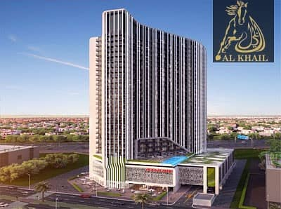 10 Fully Furnished! Exquisite Large 3BR Apartment for sale in Business Bay | Flexible Payment Plan with 1% per Month