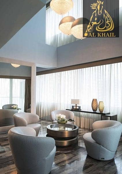 2 Opulent 2-Bedroom Apartment in Marina Attractive Payment Plan Modern Furnished
