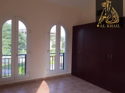 فیلا 4 غرف نوم للبيع في جرين كوميونيتي، دبي - High-End 4 BR End Unit Townhouse with Pool View Fully Landscaped Best Location