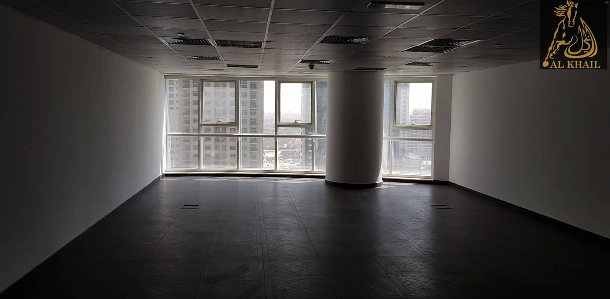 2 Opulent Fitted Office Space for sale in Gold Crest Tower JLT Panoramic Lake View