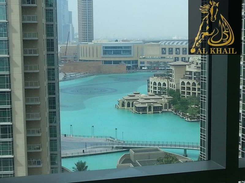 Luxury 2-Bedroom in Boulevard Central Tower 2 Downtown Stunning Burj