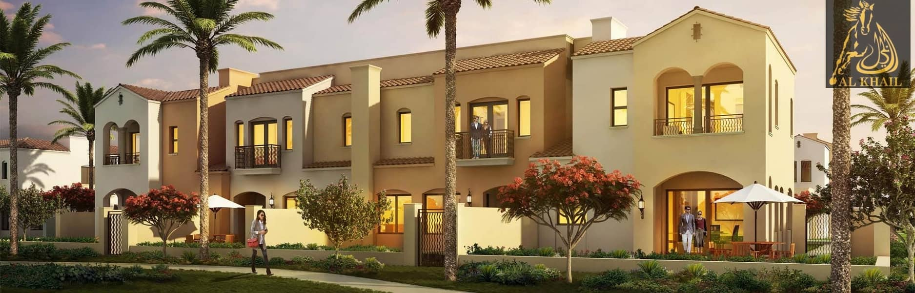 9 Beautiful Townhouse in Serena Dubailand Easy Payment Plan 5 Years Post Handover
