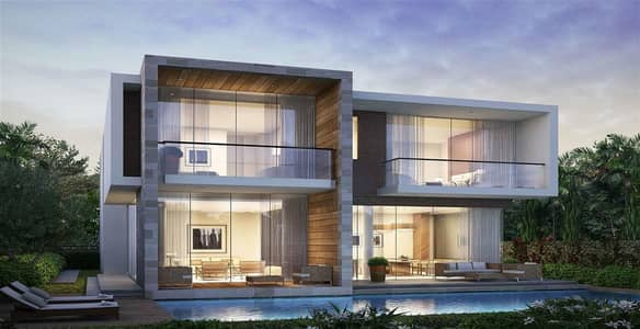 3 Bedroom Villa for Sale in DAMAC Hills (Akoya by DAMAC), Dubai - Fabulous 3BR  Villa for sale in Damac Hills | Easy Payment Plan | Payable over 4years | Italian Styled