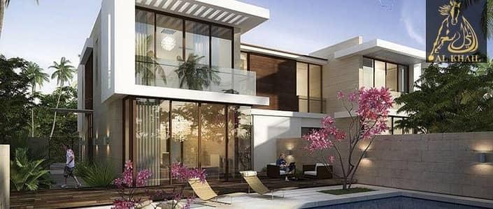 فیلا 3 غرف نوم للبيع في داماك هيلز (أكويا من داماك)، دبي - Stylish 3BR Villa in Damac Hills with scenic views of Golf Course