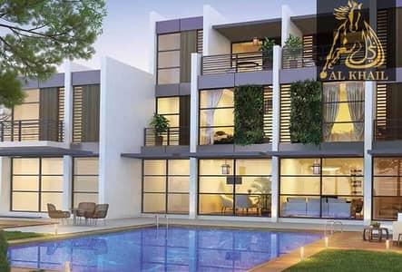 فیلا 3 غرف نوم للبيع في داماك هيلز (أكويا من داماك)، دبي - Stylish 3-Bedroom Villas in Damac Hills Easy Payment Plan Payable over 4years