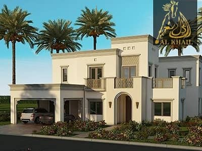 6 Bedroom Villa for Sale in Arabian Ranches 2, Dubai - Luxurious 6BR Villa for sale in Arabian Ranches Easy Payment 3 Years Post handover