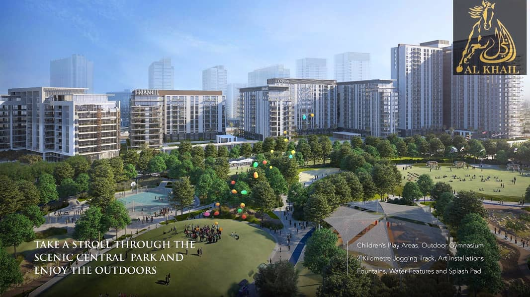 2 Lavish 3-Bedroom Apartment for sale in Dubai Hills Estate   10% Booking with 3 Yrs Post-Handover Payment Plan