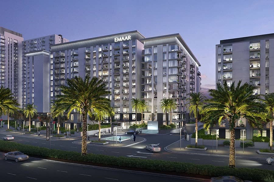 Large Luxurious 2BR Apartment for sale in Dubai Hills Estate | 10% Booking with 3 Yrs Post-Handover Payment Plan