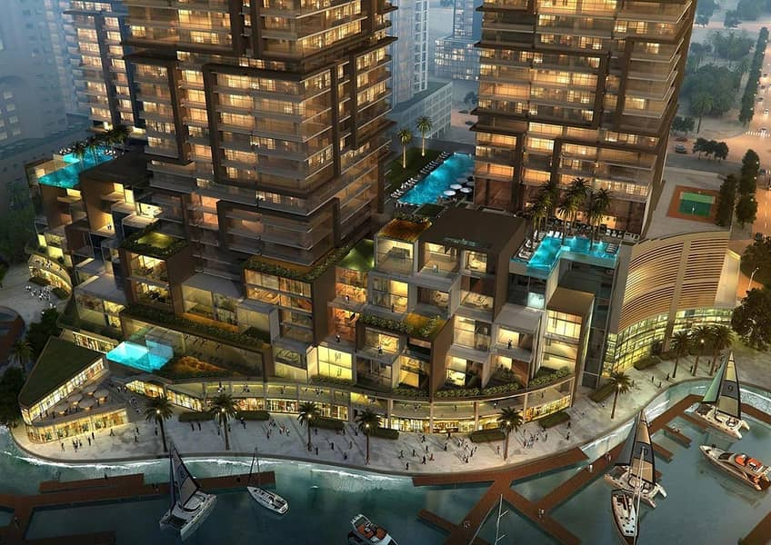 2 High-End 4BR Penthouse for sale in Dubai Marina | Full Marina and Sea View | 5 Yrs Post handover with 100% DLD Waiver