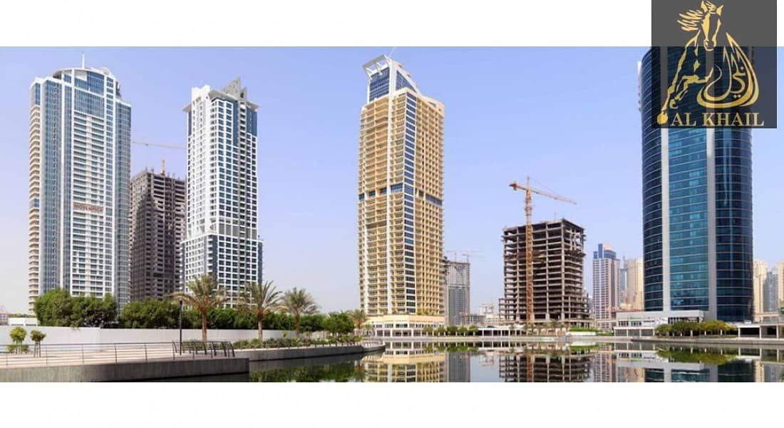 Glamorous Ready 1BR Waterfront for sale in Jumeirah Lakes Tower Easy Payment Plan