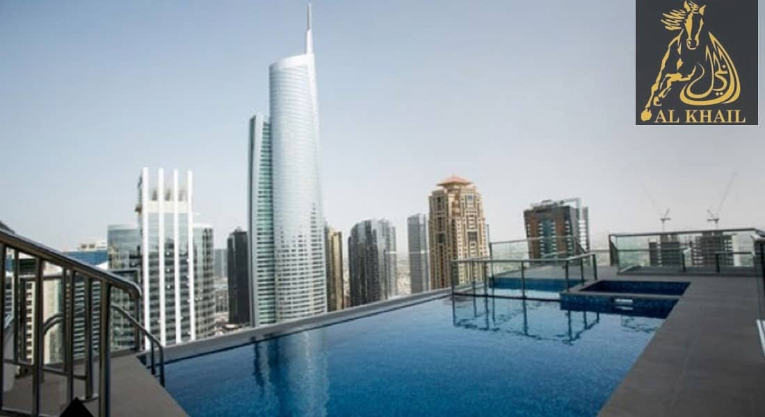 2 Glamorous Ready 1BR Waterfront for sale in Jumeirah Lakes Tower Easy Payment Plan
