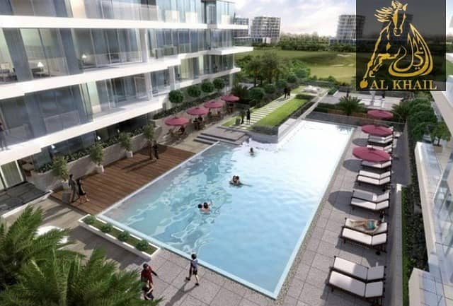 2 Lavish Ready Hotel Apartment in DAMAC Hills Price Discounted Best Location