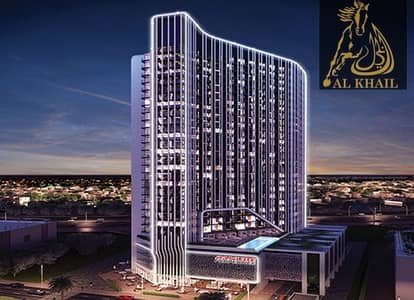 Grandeur Studio Apartment for sale in Business Bay | On Affordable Price | Easy Payment Plan with Post-Handover in 4Yrs
