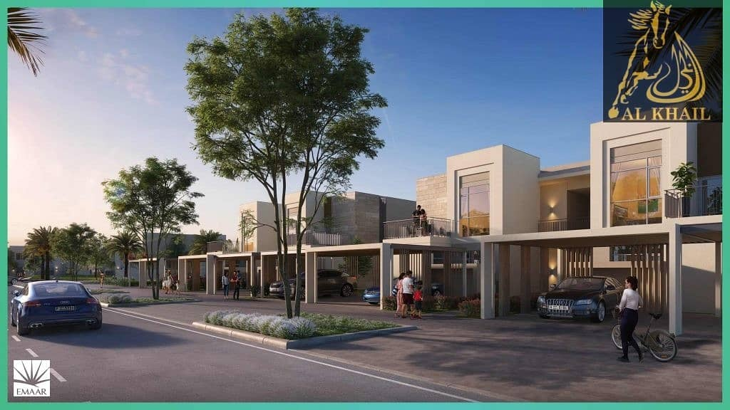 20 Fabulous 2BR Townhomes for sale in Dubai South | 10% Booking | Flexible Payment Plan | 3 Years Post Handover Payment