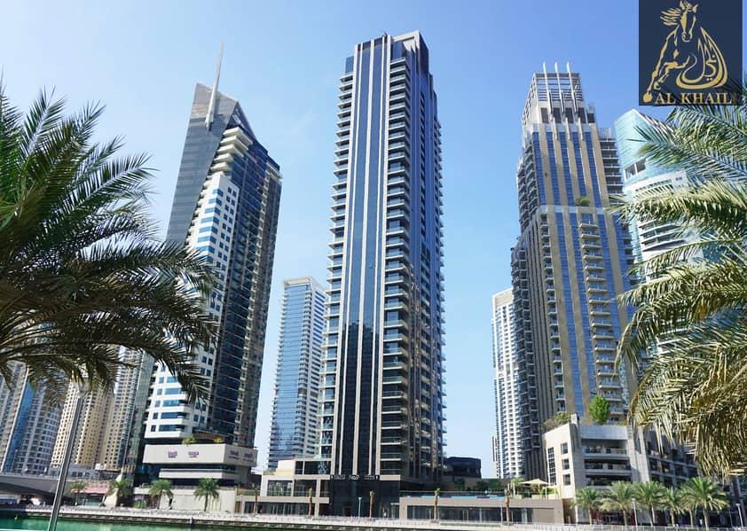 Alluring 2BR  in Dubai Marina Affordable with Stunning Marina Views