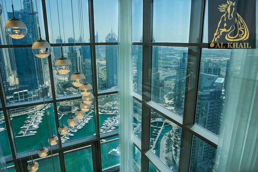 2 Alluring 2BR  in Dubai Marina Affordable with Stunning Marina Views
