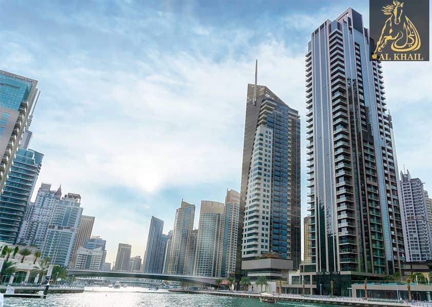 27 Alluring 2BR  in Dubai Marina Affordable with Stunning Marina Views