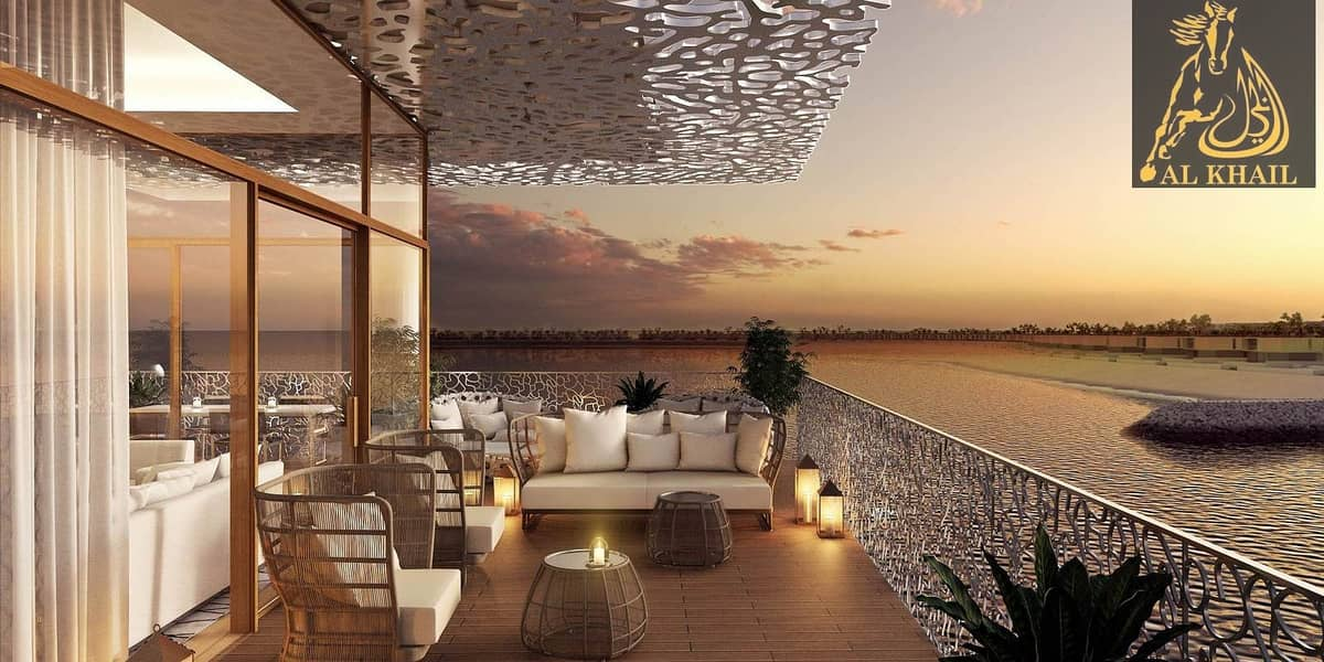 Opulent Ready Large 4BR Penthouse in Jumeira Bay Islands Panoramic Views of The Sea