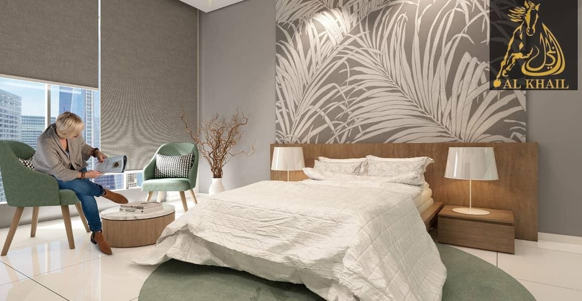 2 Lavish Furnished Studio Apartment for sale in Wadi Al Safa Affordable Price Prime Location