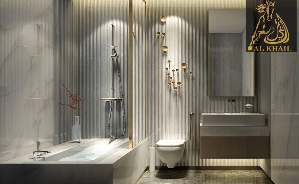 13 Lavish Furnished Studio Apartment for sale in Wadi Al Safa Affordable Price Prime Location