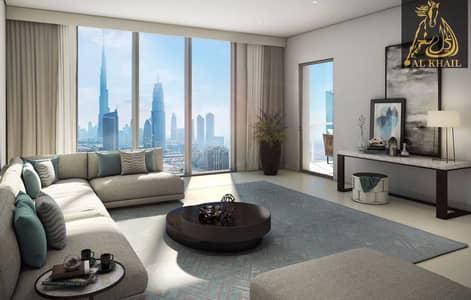 2 Bedroom Flat for Sale in Downtown Dubai, Dubai - Own an Amazing 2BR Apartment for sale in Downtown Dubai   3 Years Post handover   Dubai Fountain & Burj Khalifa Views