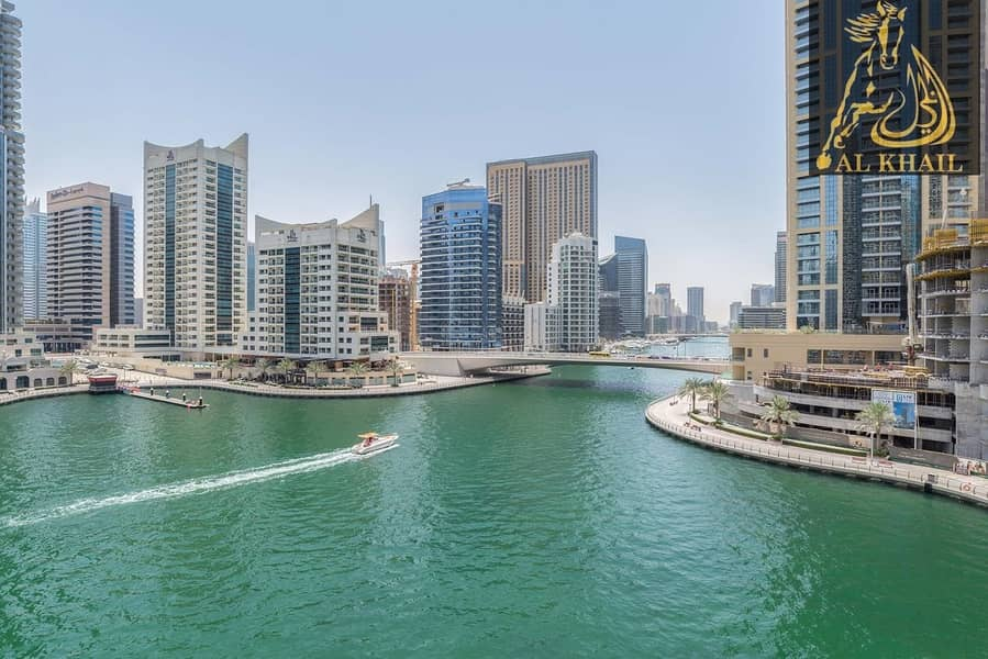 2 Spacious Grandeur 2BR in Dubai Marina Scenic Marina Views 3 Yrs Post Handover