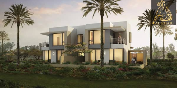 Opulent 3BR Townhouse in Dubai Hills Estate Easy Payment Plan Perfect Location