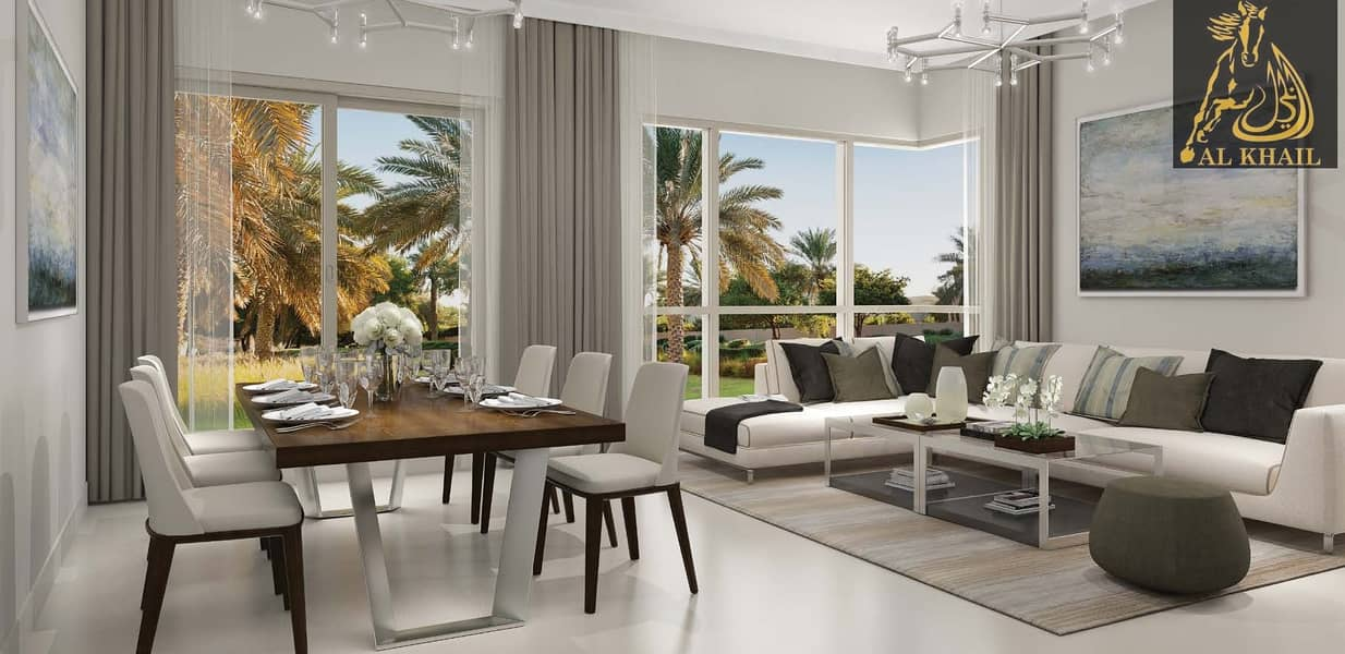 2 Opulent 3BR Townhouse in Dubai Hills Estate Easy Payment Plan Perfect Location