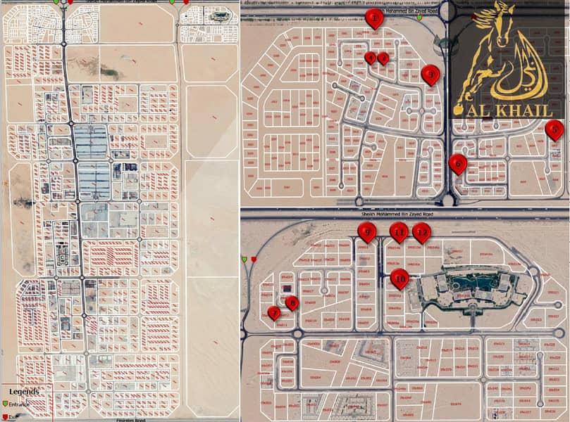 2 Offers 48 Months Payment Plan | Beautiful Residential Plot for sale in Dubai Industrial City