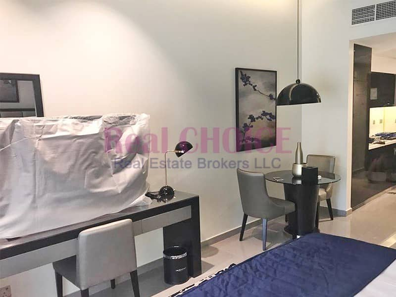 Largest Studio Fully Furnished Ready to move