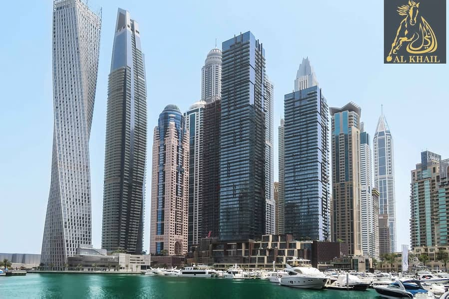2 Own a Grandeur 4BR Penthouse for sale in Marina with Full Marina View Large Layout