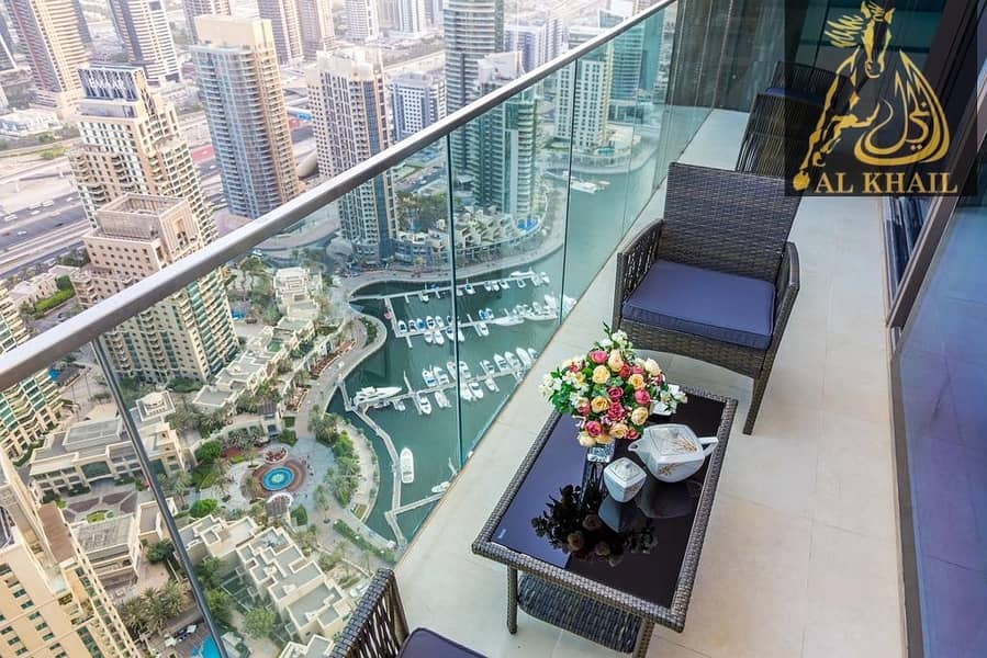 32 Own a Grandeur 4BR Penthouse for sale in Marina with Full Marina View Large Layout