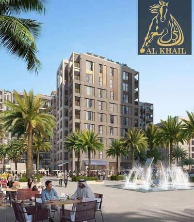 1 Bedroom Apartment for Sale in The Lagoons, Dubai - Exquisite 1BR with Balcony For Sale in Surf at Dubai Creek Harbour