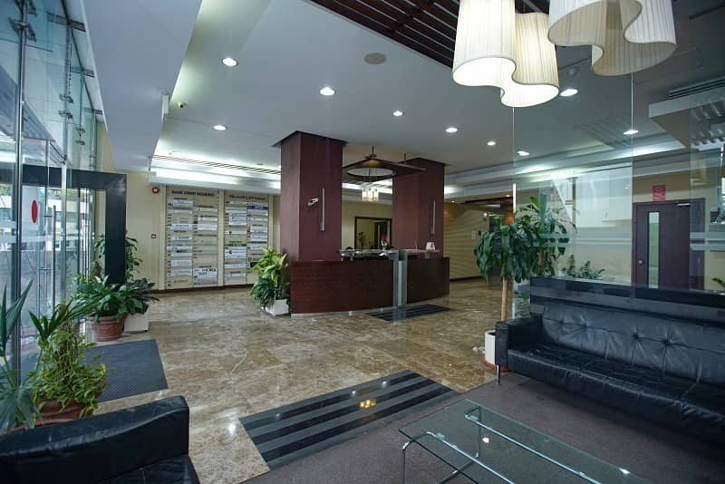 2 Office in Bank Street Building-Al Mankhool   Special Offer -6 Months rent Free -2 Year Lease. Located on Khalid Bin Wal