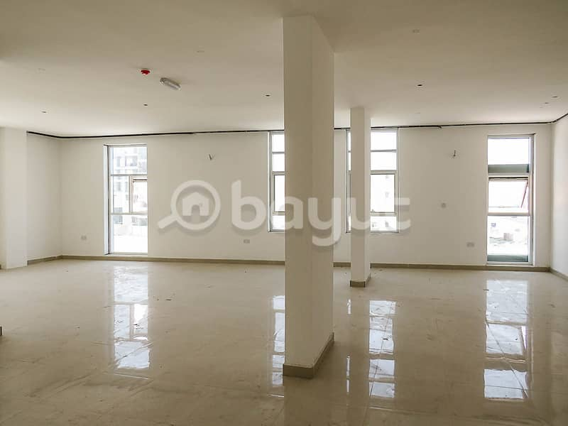 commercial space (brand new )