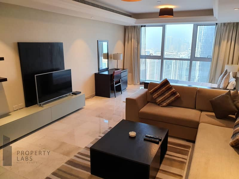 HOTEL APARTMENT STUDIO for Rent - Fully Furnished