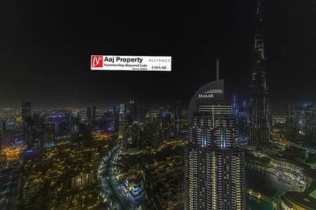 2 Bedroom Flat for Rent in Downtown Dubai, Dubai - Brand New  2BR Next to Dubai Mall Burj facing
