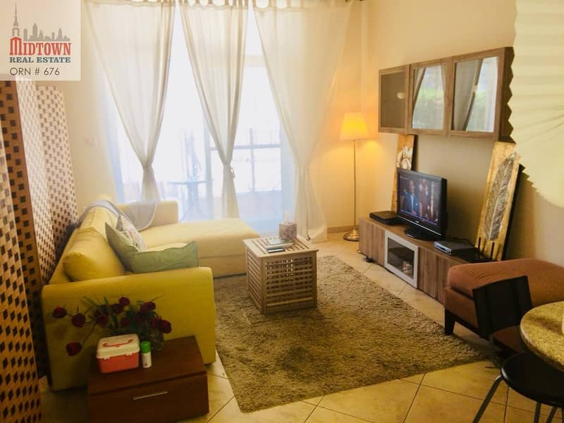 12 CHEQUES | SPACIOUS APARTMENT | FULLY FURNISHED