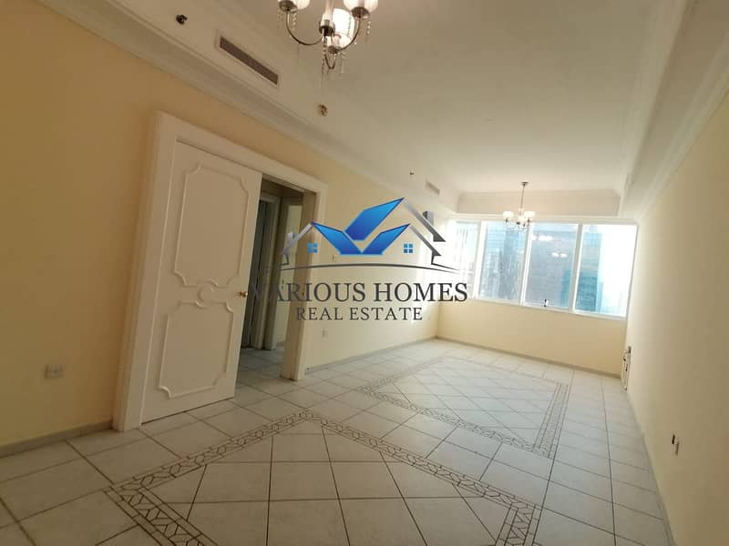 Fabulous 01 Bedroom Apartment Hall at main Location Al Wahda