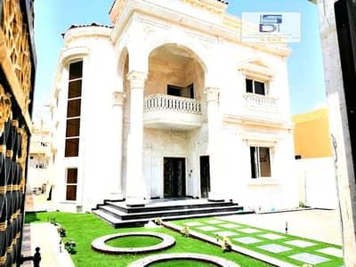 Villa for sale in Ajman with bank financing in Al Rawda area