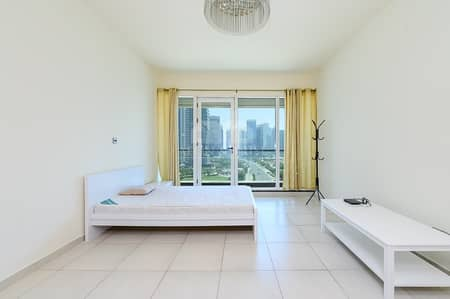 Studio for Rent in Jumeirah Lake Towers (JLT), Dubai - Park View I Unfurnished /Furnished Balcony views I Vacant