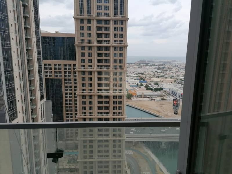 2 Amazing 1BR | High Floor | Sea & Canal view