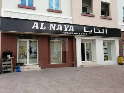 Shop for Rent in International City, Dubai - Running Sheesha Cafe Available For Rent