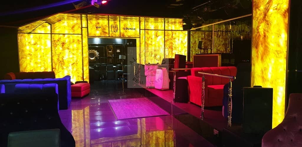 Night Club in Hotel Down Town I Furnished I VIP I  NO KEY MONEY