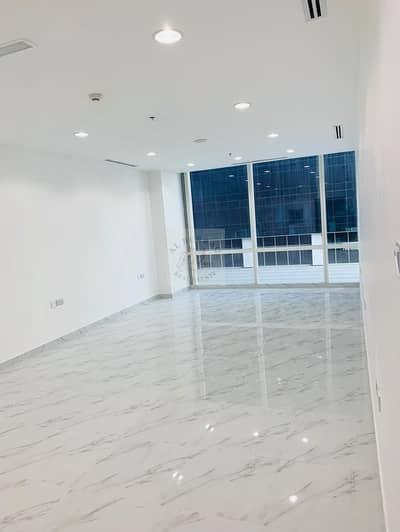 مکتب  للايجار في الخليج التجاري، دبي - Fully fitted Office In Tamani Arts  (Rent Negotiable)