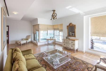 4 Bedroom Flat for Rent in Dubai Marina, Dubai - Exclusive   Upgraded  High Floor   4 Bed