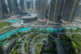1BR Furnished Apartment | Vacant | Burj Khalifa