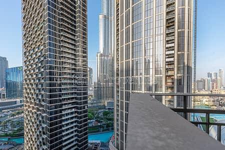 فلیٹ 2 غرفة نوم للبيع في وسط مدينة دبي، دبي - 2BR Fully Furnished Apartment | Standpoint Tower 1