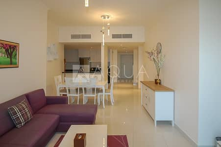 3 Bedroom Flat for Rent in Dubai Marina, Dubai - Luxurious Furnished 3 Bedrooms + Maid's Room